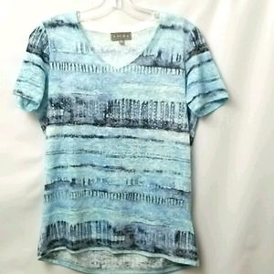 Laura Top Size Small With Decorative Stones